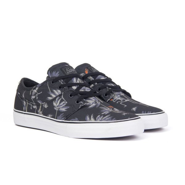 GLOBE SHOES MAHALO BLACK TYPHOON S19
