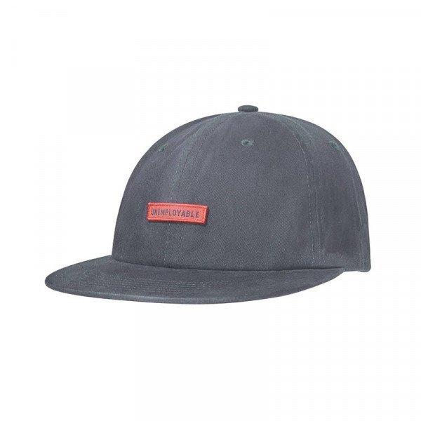 GLOBE CEPURE UNEMPLOYABLE II CAP BLACK S19