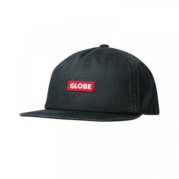 GLOBE CEPURE BAR CAP BLACK S19