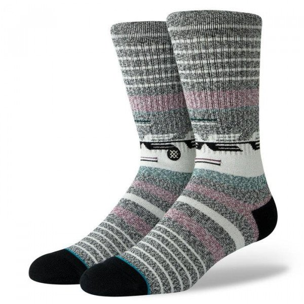STANCE SOCKS BLUE FOUNDATION NAMBUNG BLACK