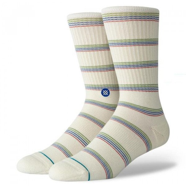 STANCE ZEĶES BLUE FOUNDATION SAGUARO NATURAL