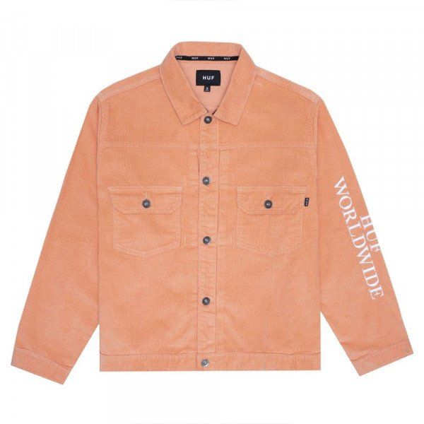 HUF JACKET LENNOX CANYON SUNSET S19