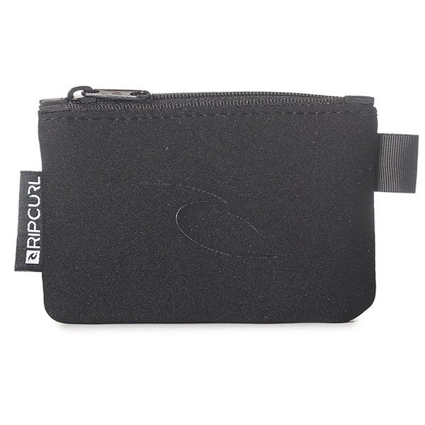 RIP CURL WALLET NEO ZIP COIN BLACK S19