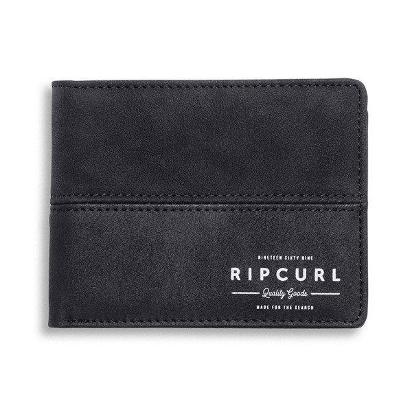 RIP CURL MAKS ARCH RFID PU ALL DAY BLACK S19
