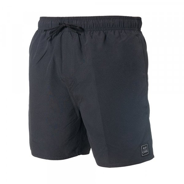 "RIP CURL ŠORTI VOLLEY FLY OUT 16"" BOARDSHORT BLACK S19"