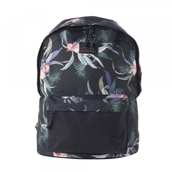 RIP CURL SOMA DOME CLOUDBREAK BLACK S19