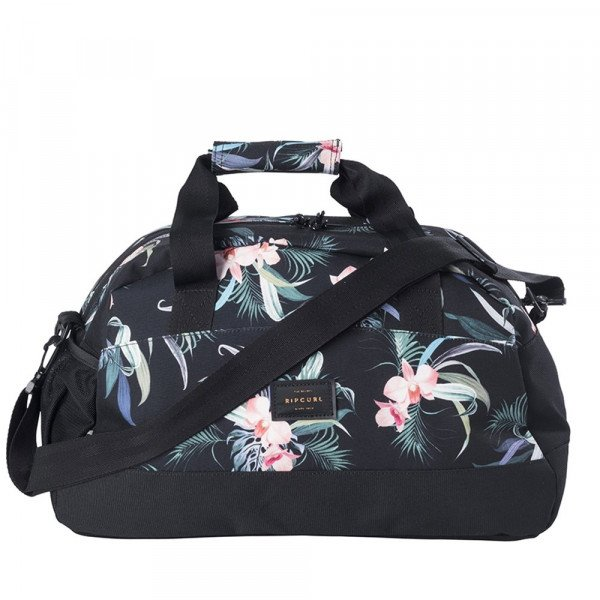 RIP CURL SOMA GYM BAG CLOUDBREAK BLACK S19