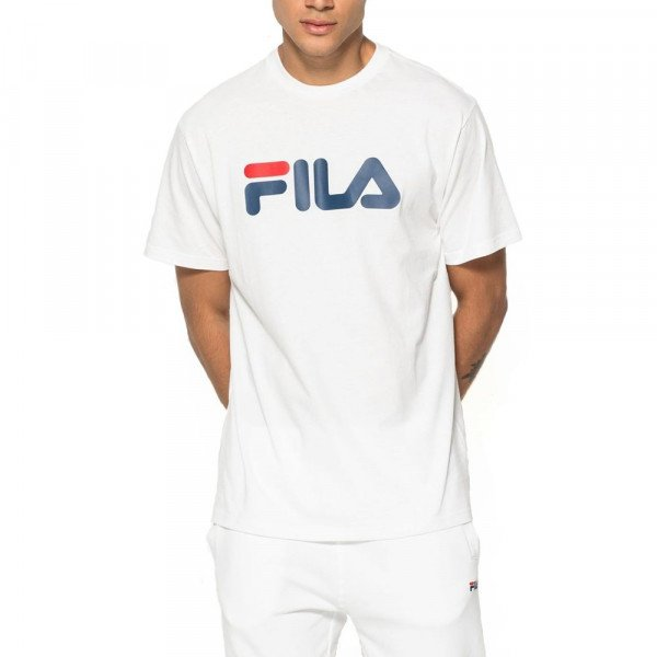 FILA T-SHIRT CLASSIC PURE SS TEE BRIGHT WHITE S19