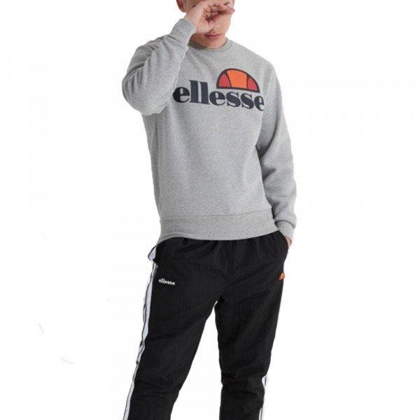 ELLESSE HOOD SUCCISO SWEATSHIRT GREY MARL S19