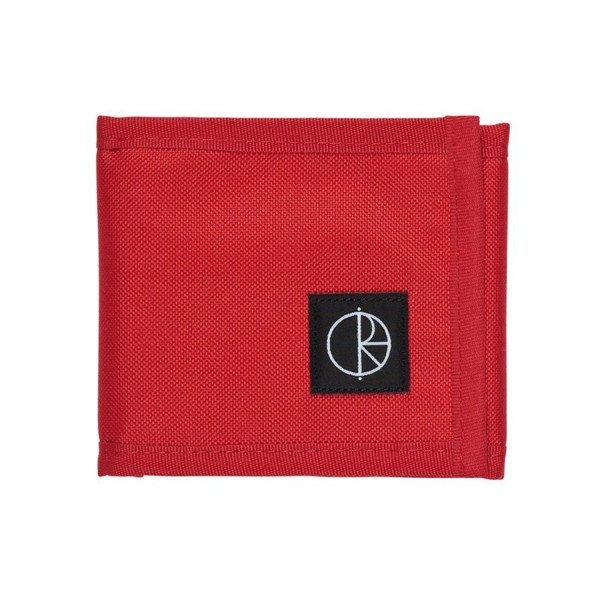 POLAR MAKS CORDURA WALLET RED S19