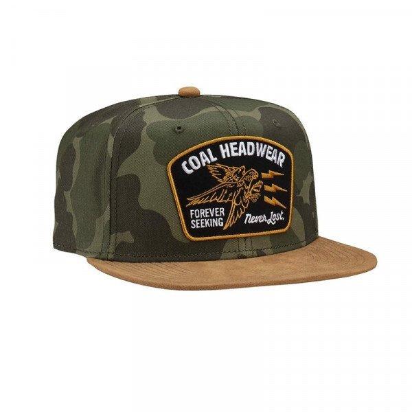 COAL HAT SEEKER CAMO S19
