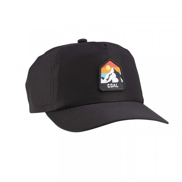 COAL HAT PEAK BLACK
