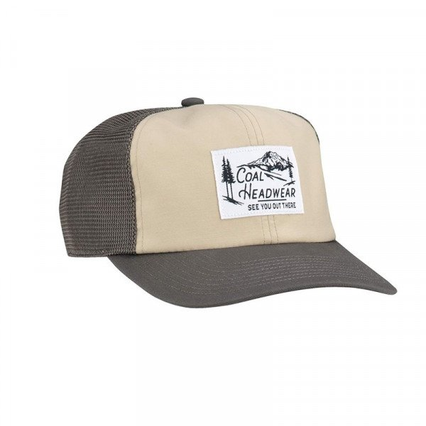 COAL HAT HIGHLAND KHAKI S19