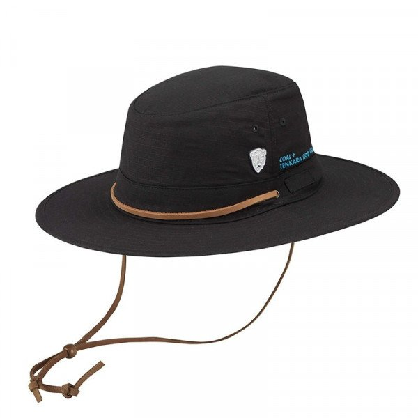 COAL CEPURE SAWTOOTH FULL BRIM BLACK S19