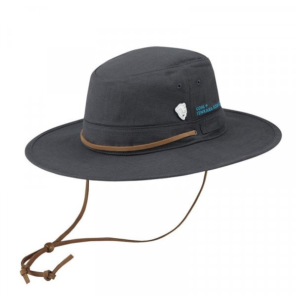 COAL CEPURE SAWTOOTH FULL BRIM CHARCOAL S19