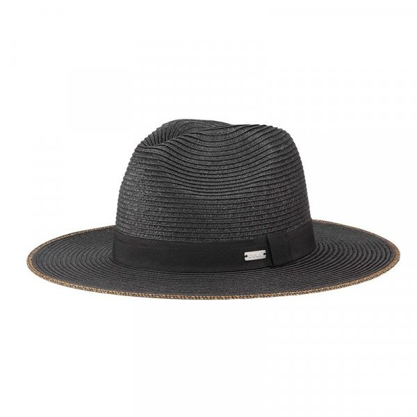 COAL HAT WIMBLEDON BLACK S19