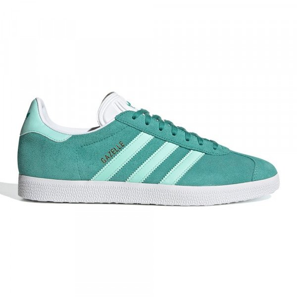 ADIDAS SHOES GAZELLE TRUE GREEN CLEAR MINT S19
