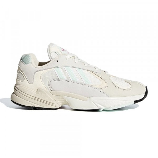 ADIDAS SHOES YUNG-1 OFF WHITE ICE S19
