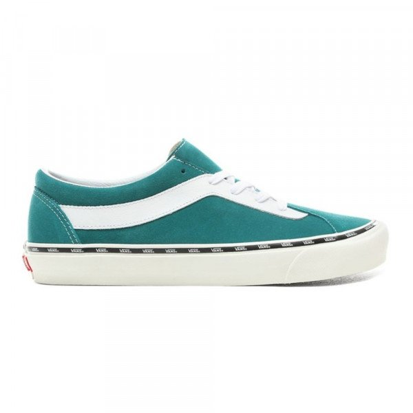 VANS SHOES BOLD NI (NEW ISSUE) QUETZAL GREEN TRUE WHITE S19