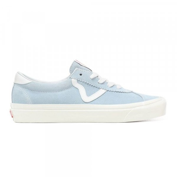 VANS SHOES STYLE 73 DX (ANAHEIM FACTORY) OG LIGHT BLUE SUEDE S19