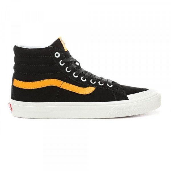 VANS SHOES SK8-HI REISSUE 138 BLACK ZINNIA S19