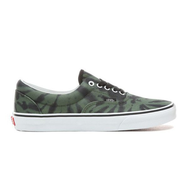 VANS APAVI ERA (TIE DYE) GARDEN GREEN TRUE WHITE S19