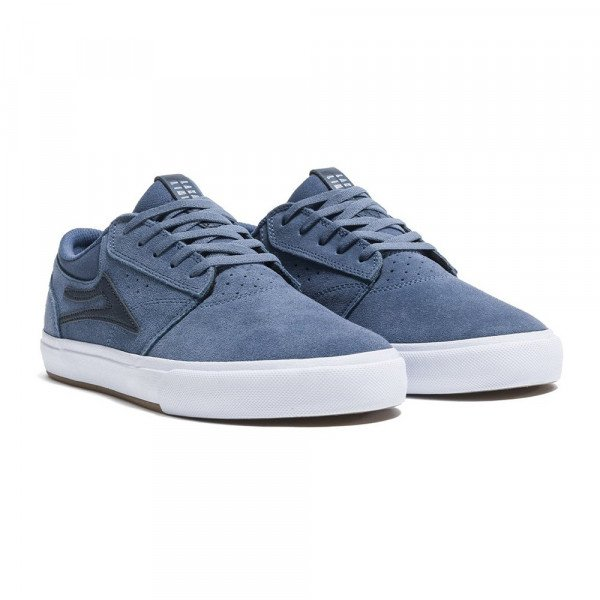 LAKAI SHOES GRIFFIN SLATE SUEDE S19
