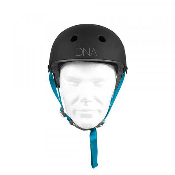 DNA HELMET EPS BLACK GLOSS