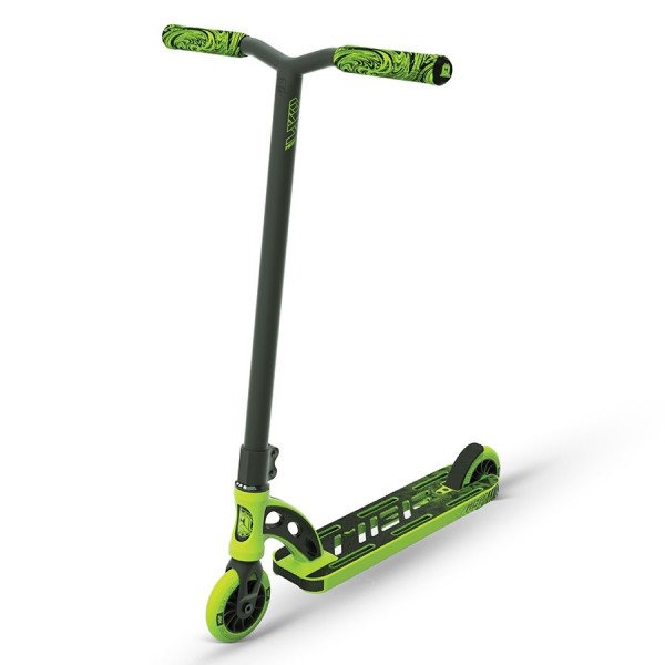 MGP SCOOTER VX9 SHREDDER GREEN BLACK