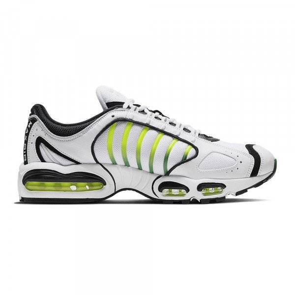 NIKE SHOES AIR MAX TAILWIND IV WHITE VOLT S19