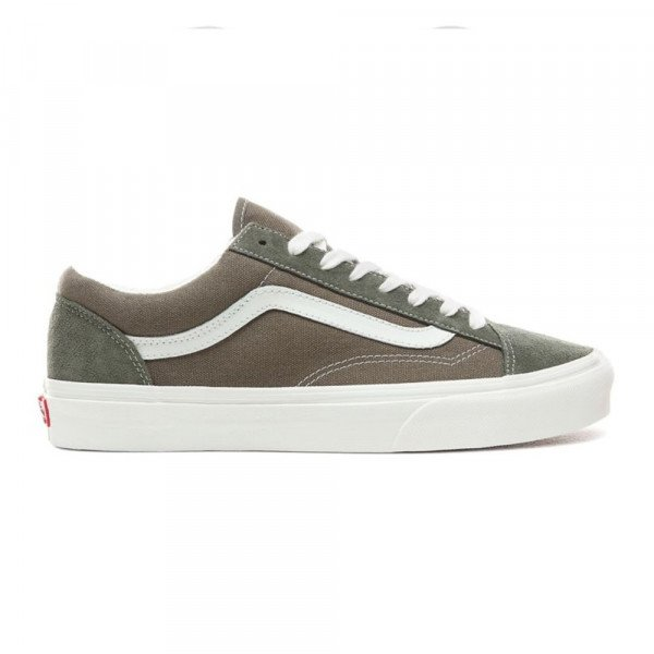 VANS SHOES STYLE 36 GRAPE LEAF BLANC DE BLANC S19