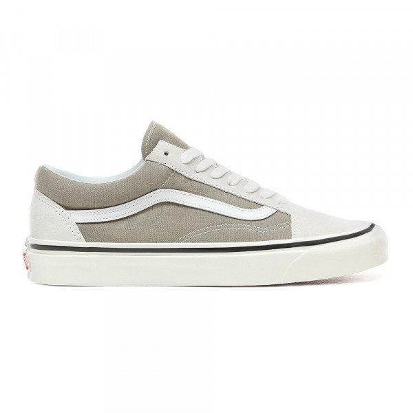 VANS SHOES OLD SKOOL 36 DX (ANAHEIM FACTORY) OG WHITE S19