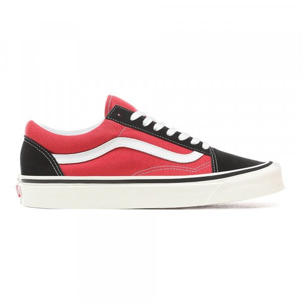 VANS SHOES OLD SKOOL 36 DX (ANAHEIM FACTORY) OG BLACK S19