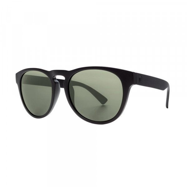 ELECTRIC SUNGLASSES NASHVILLE XL MATTE BLACK/OHM GREY