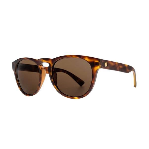 ELECTRIC SUNGLASSES NASHVILLE XL MATTE TORT/OHM BRONZE