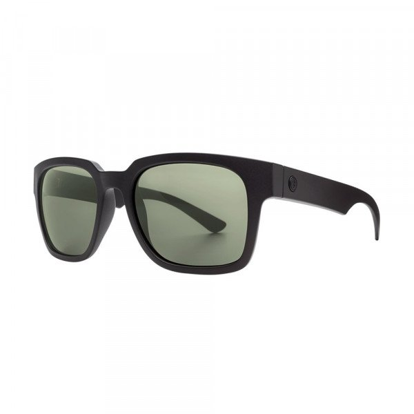 ELECTRIC SUNGLASSES ZOMBIE MATTE BLACK/OHM GREY
