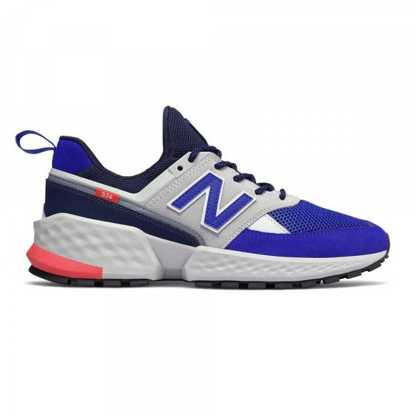NEW BALANCE SHOES MS574V2 UG UV BLUE S19