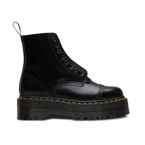 DR.MARTENS SHOES SINCLAIR BLACK