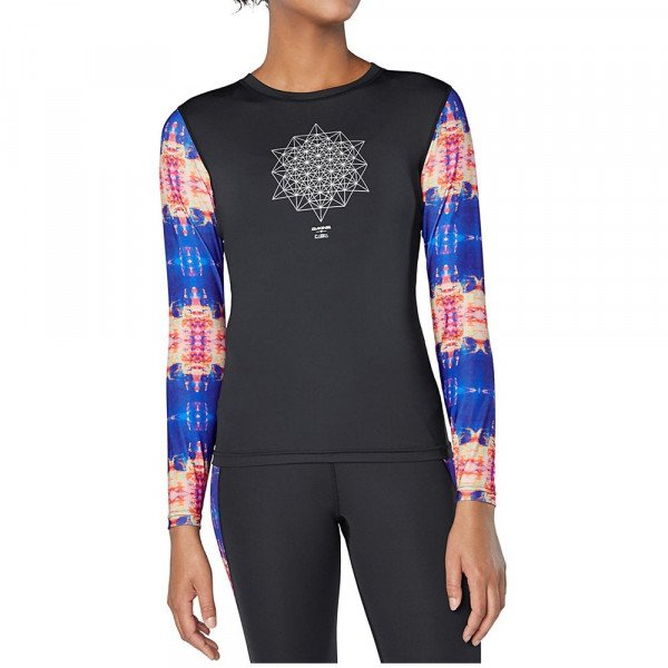 DAKINE LIKRA WOMEN'S FLOW LOOSE FIT L/S KASSIA S19