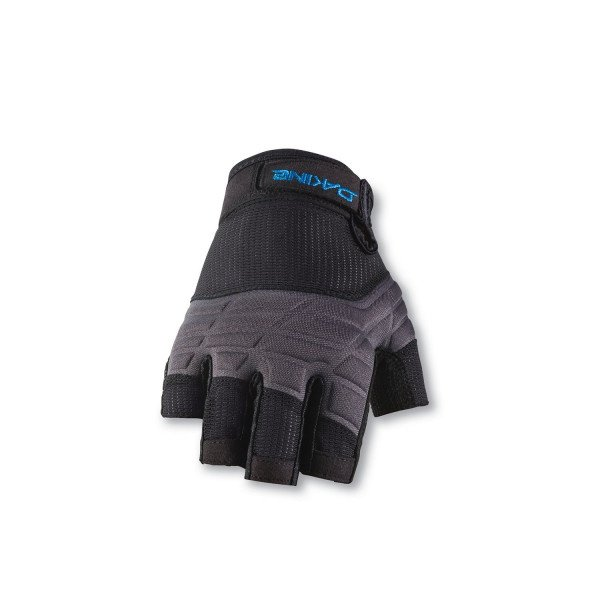 DAKINE GLOVES HALF FINGER SAILING GLOVES BLACK