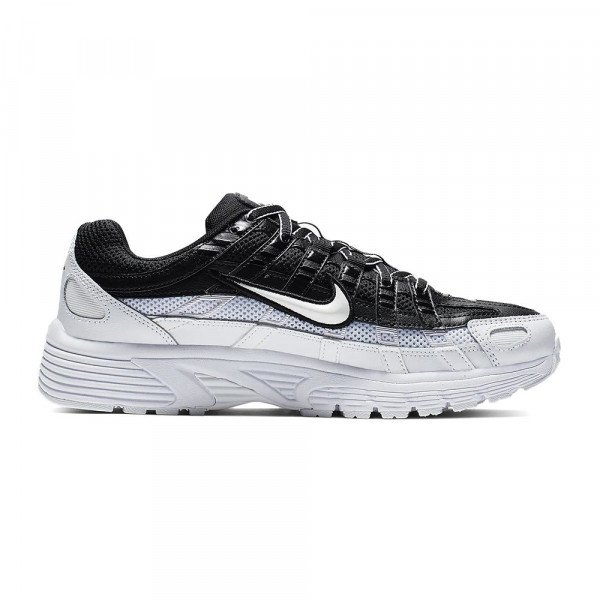 NIKE SHOES P-6000 W BLACK WHITE S19