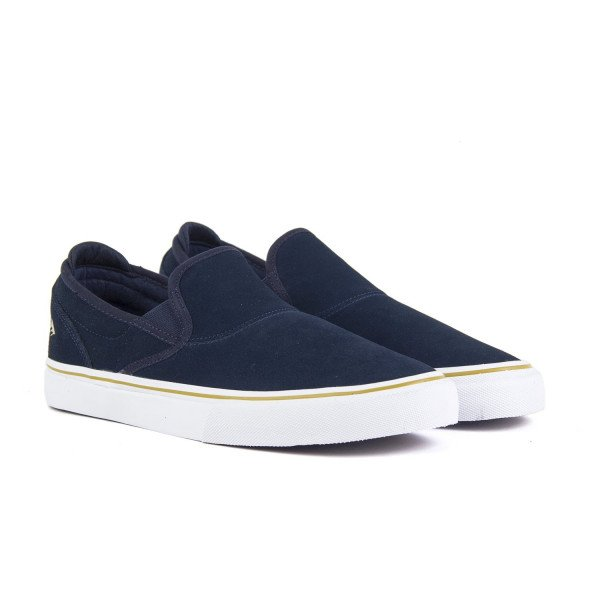EMERICA SHOES WINO G6 SLIP ON NAVY S19