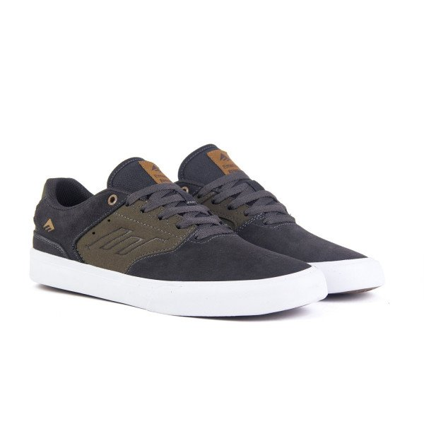 EMERICA APAVI REYNOLDS LOW VULC GREY GREEN S19