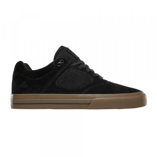 EMERICA SHOES REYNOLDS 3 G6 VULC BLACK GUM S19