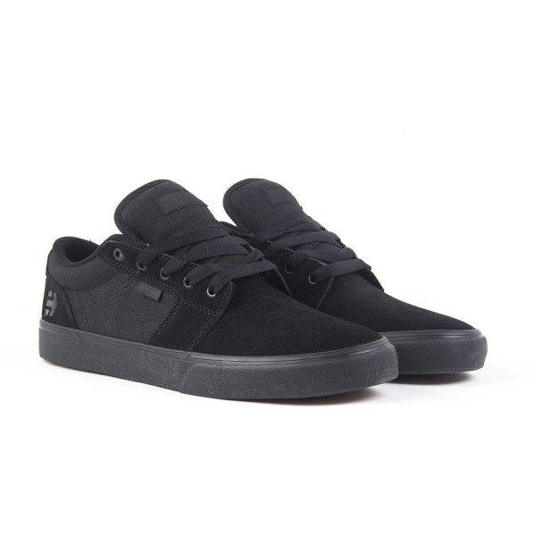 ETNIES APAVI BARGE LS BLACK BLACK BLACK S19