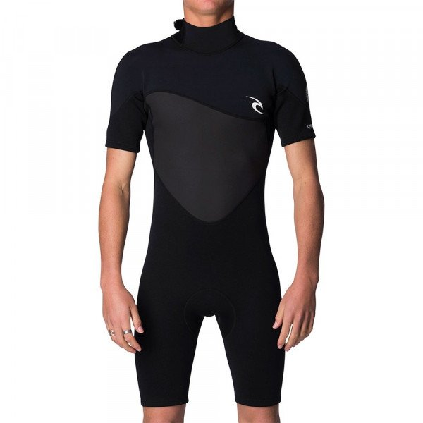 RIP CURL WETSUIT OMEGA 1.5 MM S/SL SPRING BLACK 19