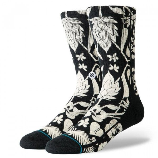 STANCE ZEĶES HAWAII ISLAND FLORA OBLOW BLACK