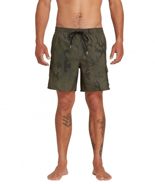 VOLCOM ŠORTI TRUE TRUNKS 17