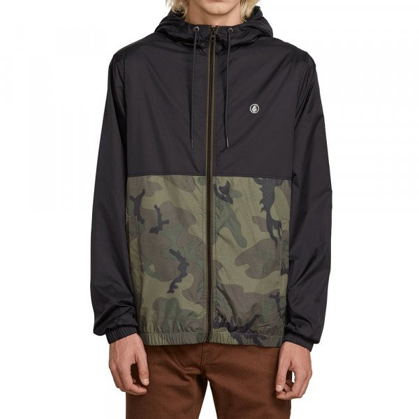 VOLCOM SHOES ERMONT JACKET CAM S19