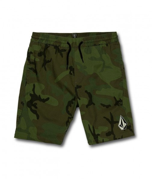 VOLCOM SHORTS DEADLY STONES SHORT KIDS CAM S19